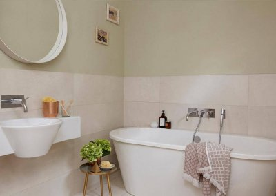 Find your bathroom bliss with three easy makeover ideas
