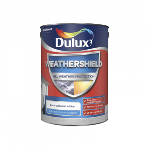 Dulux Weathershield All Weather Protection Textured Masonry Paint